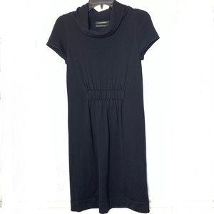 Club Monaco Short Sleeve Turtleneck Sweater Dress